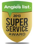 cabinet cures super service award