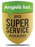 cabinet cures super service award