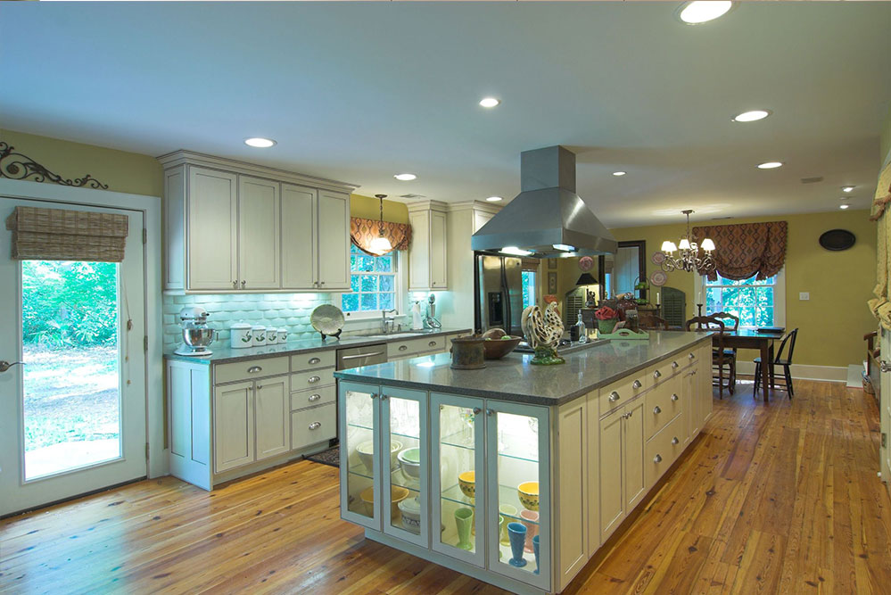 Custom Cabinet Refacing and Refinishing - Cabinet Cures Oklahoma City